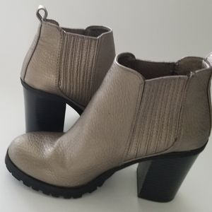 Sam & Libby Deanna Chunky Heel Boots
